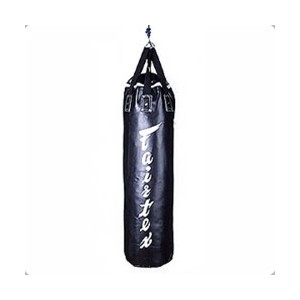 Fairtex 4ft Muaythai Bannana Bag - Filled