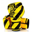 BGV14 YELLOW BLACK MICROFIBER