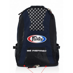 BAG4 Рюкзак Fairtex Neavy Blue. Цвет темно-синий.